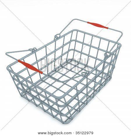 Shoping Basket Render