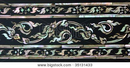 Thai Floral Art