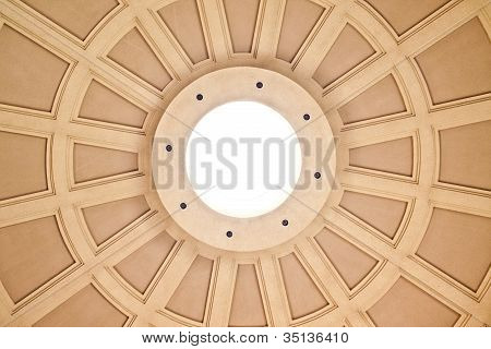 Round Domed Roof