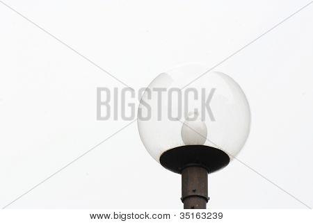 A Modern Street Lamp