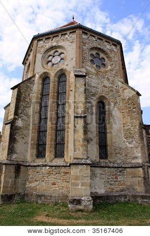 Secular church from Transylvania