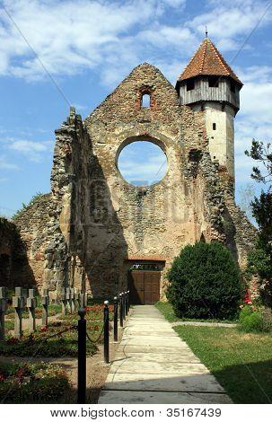 Bells tower of cistercian church