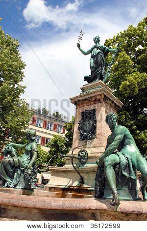 Lindau Fountain