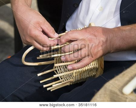 Making Basket