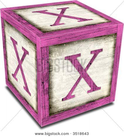 Alpha Block X Pink