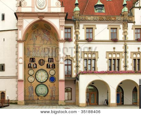 Olomouc. Czech Republic.