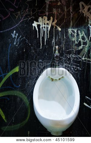 Old Urinal