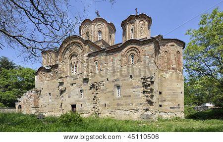 St.Gjorgija church from Macedonia