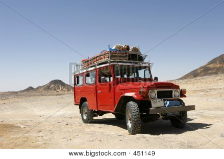 Desert Rover  Red 2