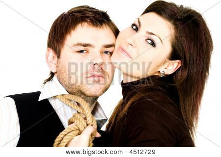 Couple With Rope