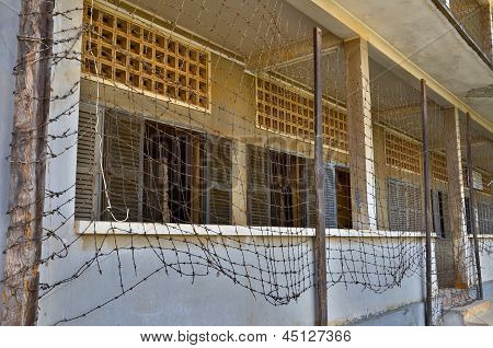 Prison of the Khmer Rouge