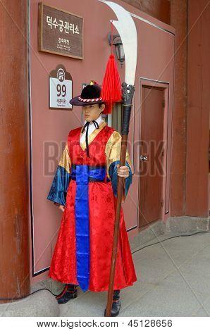 Palace Royal Guard-Changing