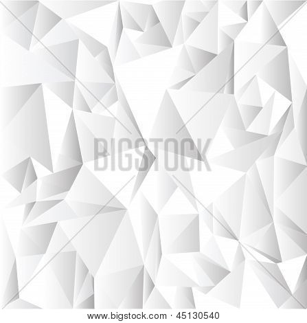 Seamless triangles texture