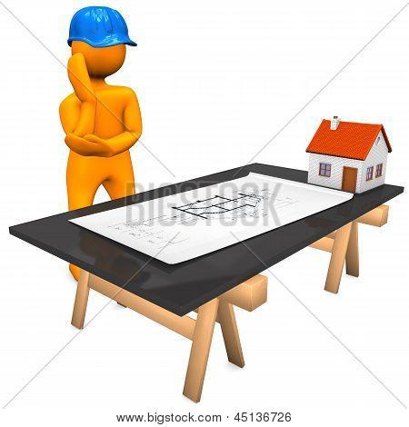 Architect Construction Plan