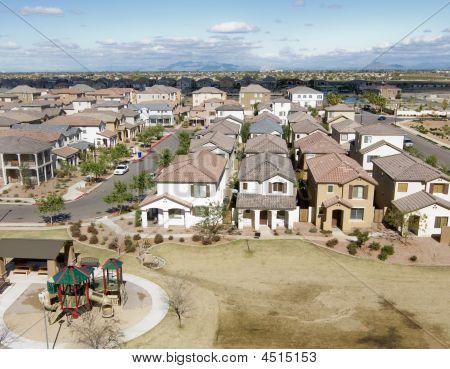 Suburban Community Housing