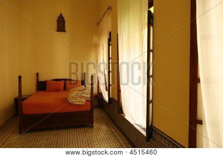 Beautiful Arabic Bedroom (morocco)