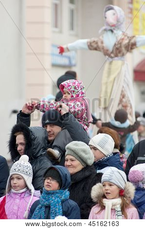 Maslenitsa Is A Family Holiday