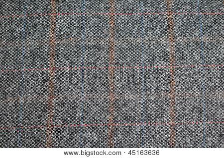 Fundo de tecido Tweed