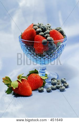 Berry Still Life