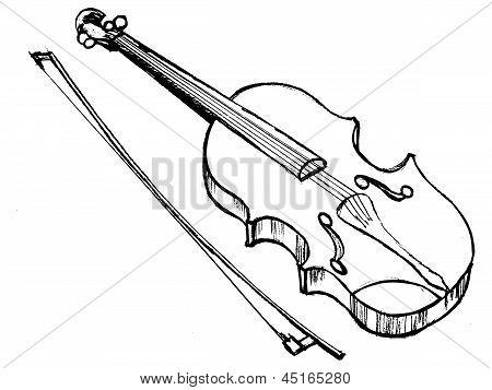 Violin, Musical Instrument