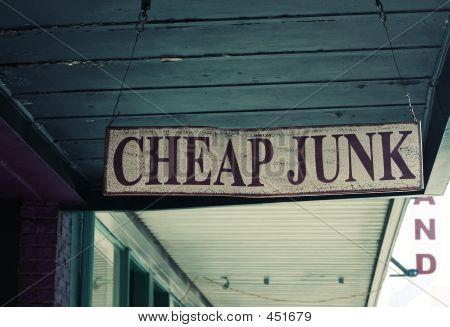 Cheap Junk