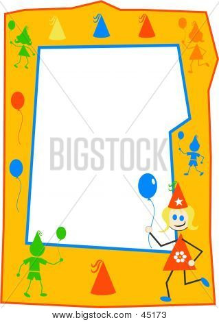 Party Kids Frame