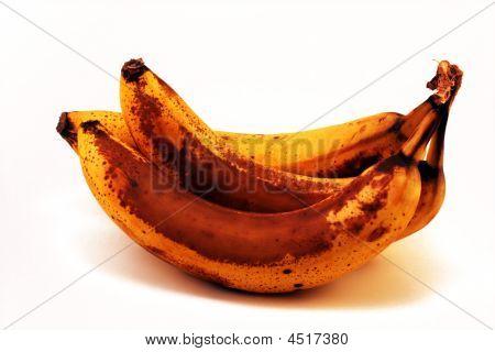 Aged Bananas