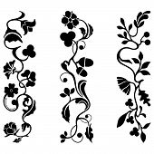 Ornamental Frieze Designs