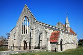 foto of church-of-england  - Royal Garrison Church  - JPG