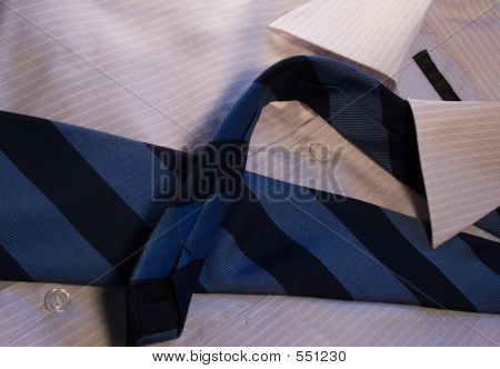 The Tie And Collar