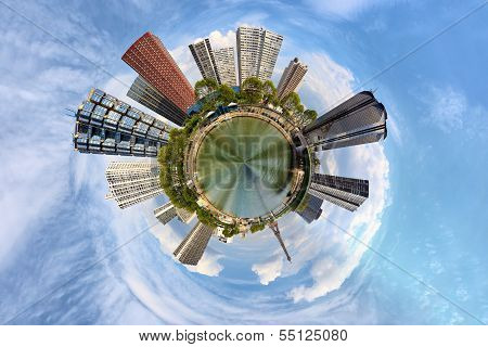 Urbanization Of The Planet