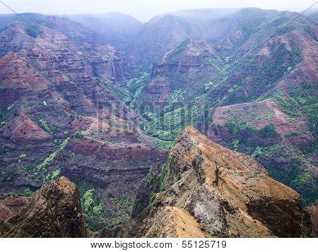Waimea Canyon Viewpoint