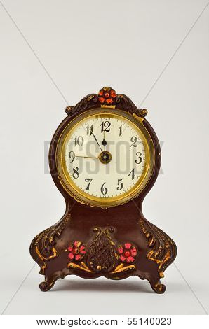 Old Musical Alarm Clock