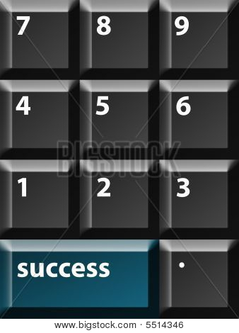 Numbers Keyboard
