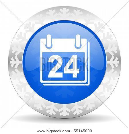 calendar christmas icon