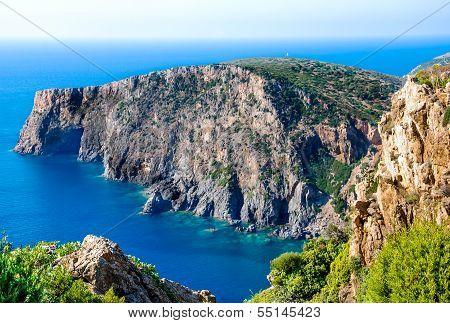 Sardinia, Sulcis Coast