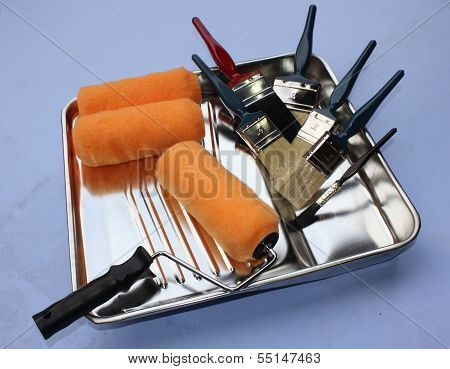 A painter and decorators equipment
