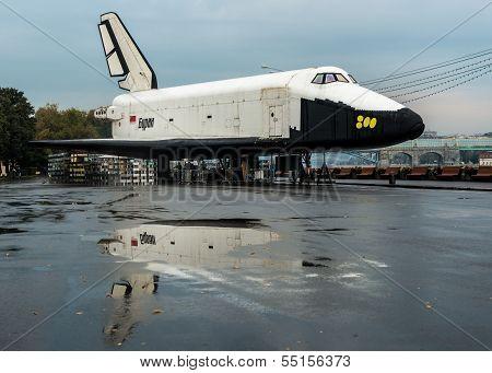 Buran - Soviet Space Ship