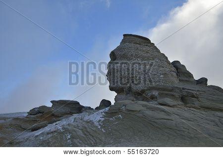 Sfinx, Bucegi Mountains Sphinx, Romania