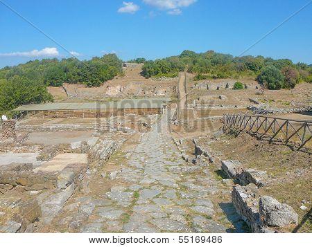 Roselle Archeological Park