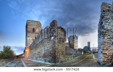 Castle Of Buitrago De Lozoya