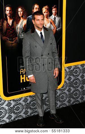 NEW YORK-DEC 8: Actor Bradley Cooper attends the