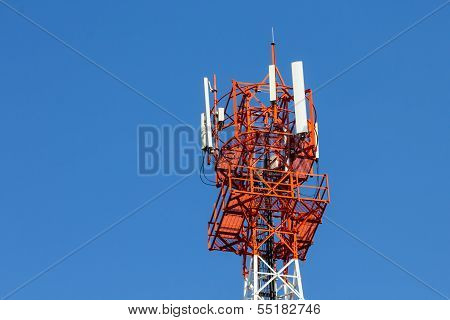 Communications Antenna.