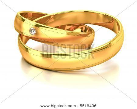 Wedding Rings With Diamond