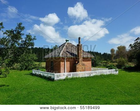 Auckland, New Zealand - Circa 2011 - Historic Dacre Cottage