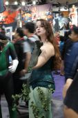 Poison Ivy At Comic-con