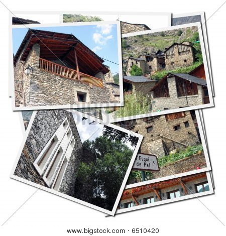 Collection Of Photographs Of Andorra In Europe