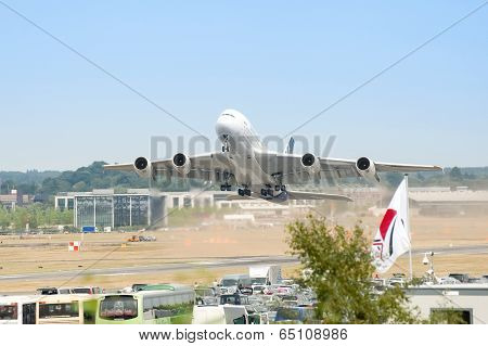 A380 Take-off