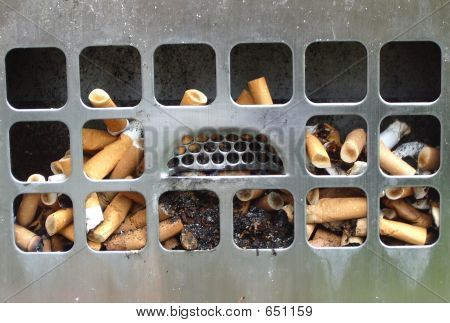 Cigarette Butts S I