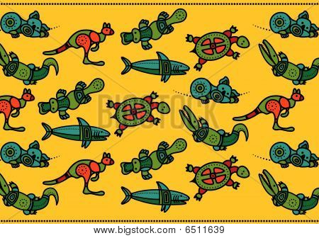 Australian pattern for children